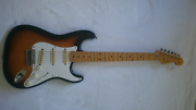 Fender Stratocaster 54 reissue CIJ with upgrades Lennox Head Ballina Area Preview