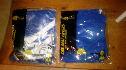 Brand New 2 Bulldog Front Seat Covers$80For Both  Riverstone Blacktown Area Preview
