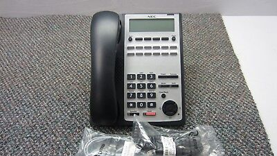 Nec Sl1100 Display Phone Ip4ww-12txh-b-tel 1100061 5 In Stock Refurb Em