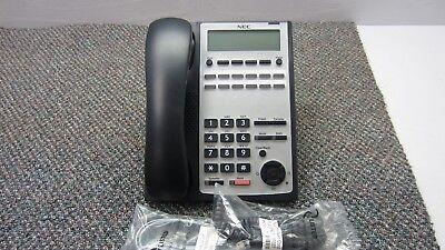 Nec Sl1100 Display Phone Ip4ww-12txh-b-tel 1100061 2 In Stock Refurb Em