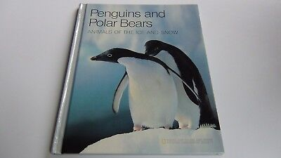 Polar Bears And Penguins (Penguins and Polar Bears by Sandra Lee Crow, HB 1985, Photos, Nat.)