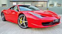 Ferrari 458 by UK Sports & Prestige, Knaresborough, North Yorkshire