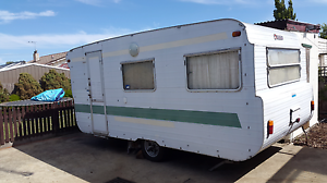 Wonderful 2016 New Age Big Red 19ES2  Caravans  Gumtree Australia Launceston