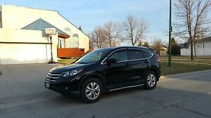 2012 HONDA CR-V EX ( Sports Package)