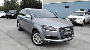 2008 Audi Q7 Wagon 7 SEATS Ravenhall Melton Area Preview