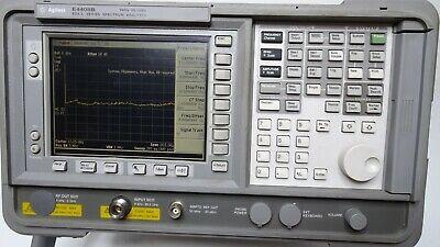 Agilent E4408b Spectrum Analyzer 9khz-26.5ghz