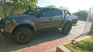 2014 Mitsubishi triton glxr warrior Beechboro Swan Area Preview