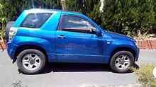 Suzuki vitara 3 door JT 2006 RWC Essendon Moonee Valley Preview
