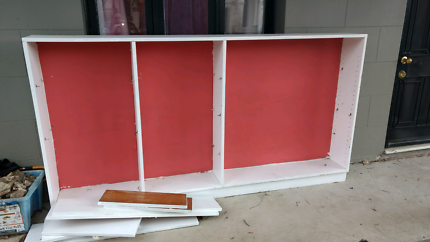 Bookcase old free!