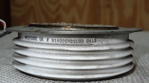 Westcode UK N1400CH20L00 0413 Thyristor Module