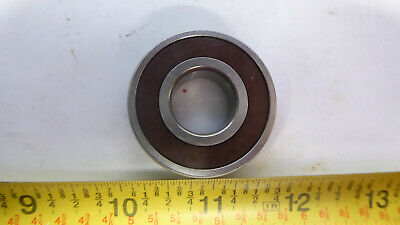 Nachi 6203nse Deep Groove Ball Bearings 6203-nse Pack Of 3 New