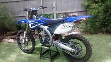 2013 YZ250F Low Hours Manly Manly Area Preview