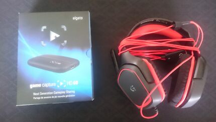 Elgato game capture HD60 Burton Salisbury Area Preview