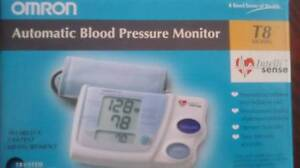 OMRON T8 Blood Pressure Monitor Wollongong Wollongong Area Preview