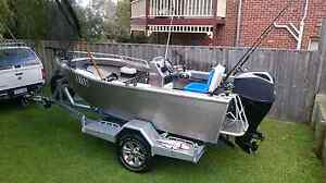 4.2m Marineline SC & Offroad Trailer FORWARD CONTROLS FITTED Wangara Wanneroo Area Preview