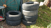 Free tyres Clunes Hepburn Area Preview