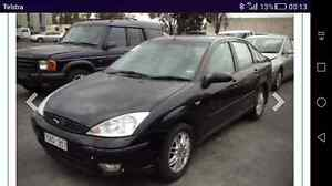 Ford focus 2002 for parts wrecking Campbellfield Hume Area Preview