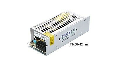 100w Open Frame Switching Power Supply120-240v To 24vdc 4.2a - Led Etc.