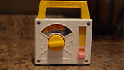 Vintage Fisher Price Radio