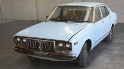 1976 Datsun 200b Manual sedan St Albans Brimbank Area Preview