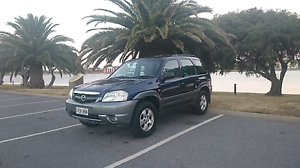 Mazda Tribute 4x4 Backpacker ready + GPS Navigation Adelaide CBD Adelaide City Preview