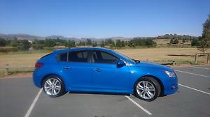 2014 Holden Cruze SRI-v Hatchback Gordon Tuggeranong Preview