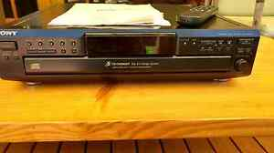 SONY 5 CD changer system. Hamersley Stirling Area Preview
