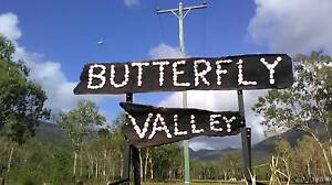 Butterfly Valley Retreat Holiday Accommodation. Cardwell Cassowary Coast Preview