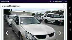 Mitsubishi Megan 2004 Auto for parts Campbellfield Hume Area Preview