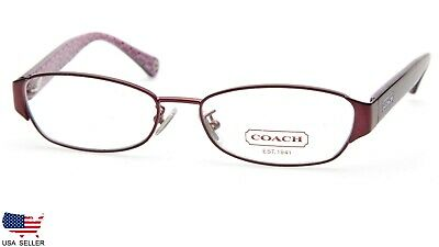 COACH HC 5018 Rose 9070 SATIN PURPLE EYEGLASSES GLASSES FRAME 51-15-135mm (Rose Eyeglasses)