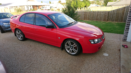 Holden commodore vy SV8  85, 000kms