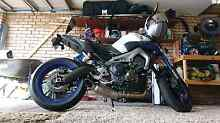2015 Yamaha MT09A Craigie Joondalup Area Preview