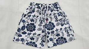 LITTLE-WHITE-COMPANY-BOYS-HIBISCUS-BLUE-SWIM-BOARD-SHORTS-2-3-4-5-6-7-8-BNWOT