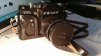 Best Soviet SLR Film camera Zenit TTL