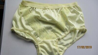 VINTAGE  STYLE wide waist band  PANTIES/KNICKERS  SIZE W  26 - 38/40 INCH