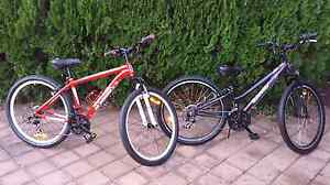 Mountain Bikes - Matching his and hers Malvern Star Encounter Bay Victor Harbor Area Preview