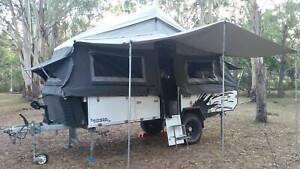 2017 Dingo Ultimate Camper Trailer