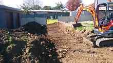 Benson's Earthmoving (Bobcat Dingo Kanga Excavator Tipper Truck) Newcastle Newcastle Area Preview