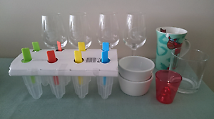 Assorted kitchen items - $5 for the lot Turner North Canberra Preview