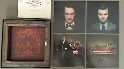 LIMITED EDITION Panic! At The Disco Vices and Virtues Box Set, Collectible Item
