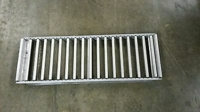 "Unex Span-Track Carton Flow Gravity Racking 12"" x 36"""