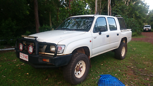2004 Hilux 4x4 Humpty Doo Litchfield Area Preview
