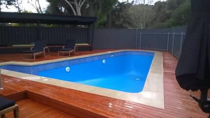 Swimming Pool renovations and repairs