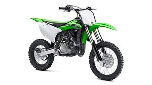 Looking for a blown up 85 cc dirt bike