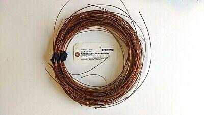 Omega Type K Thermocouple Wire Kapton Fused Polymide Tape - 42 Length Kk-k-24s