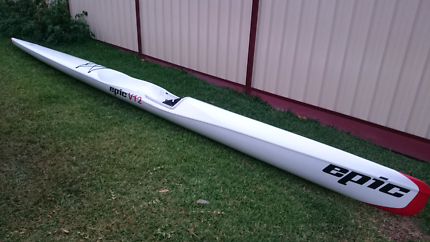Epic V12 Ocean Racing Ski - 11kg