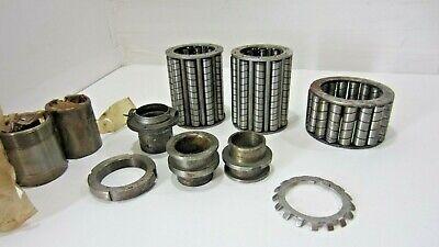 Lot Of Assorted Hyatt Roller Bearings Material