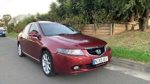 Honda accord euro luxury automatic, 5months rego