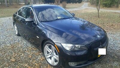 2008 BMW 3-Series 335i 2008 BMW 335i Coupe Manual Sport Package
