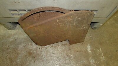 Massey Ferguson 1100 Console Cover Shell